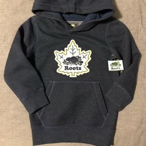 New!! Roots hoodie